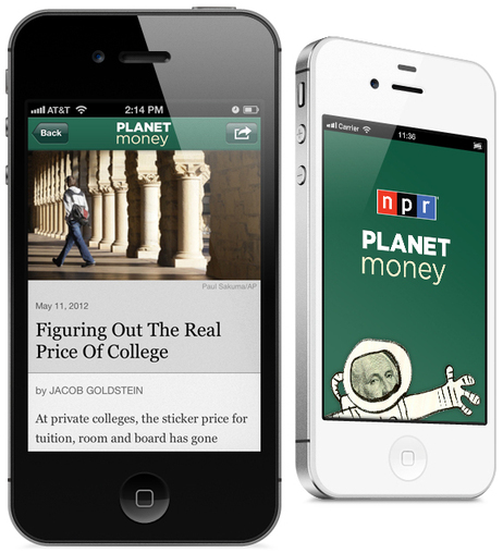 planetmoney: If you need more Planet Money in your life, download our iPhone app. I love Planet Money