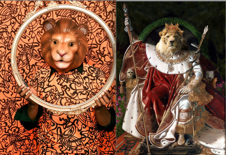 m-in-e :     Or this c ostume comparison.           bkbooth!      lion   king
