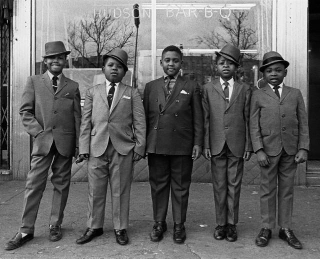 aconversationoncool :     Sunday's best - Harlem, 1982