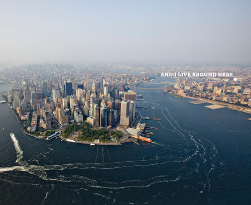 marsbot :      Images of New York City from Above