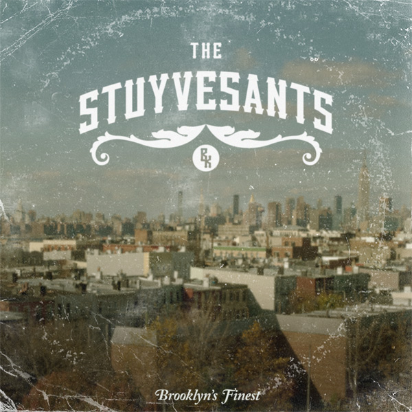 The Stuyvesants     So dope! Album by Dynamic Creative Duo Allan and Darien  ( Flwrpt ,  Algorythm ). Go check out the site and download the album.