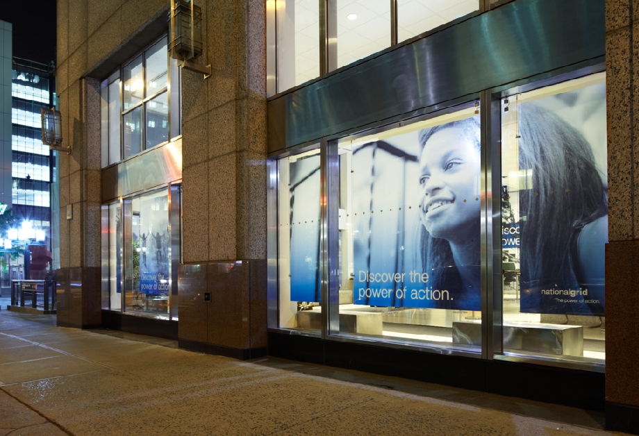 happy birthday boom.    (national grid used a  huge photo  i took of her for their brooklyn storefront)