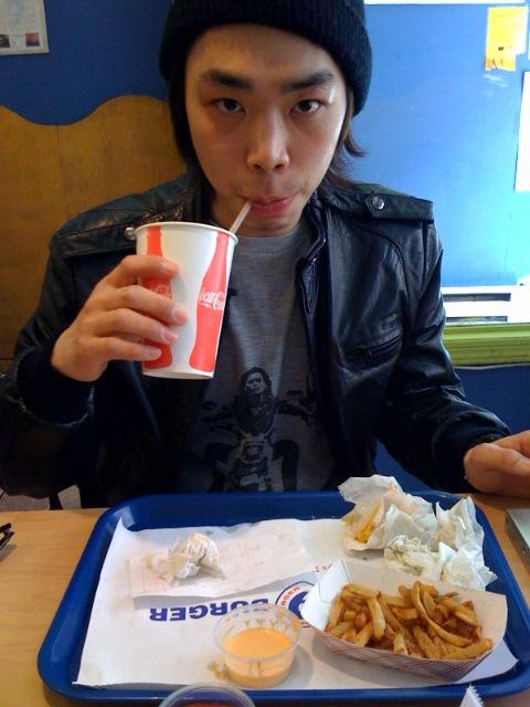 Kohei from kanazawa, japan.