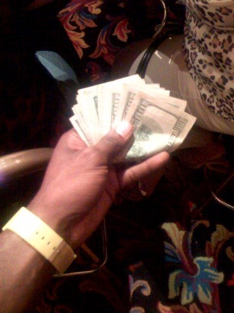 I'm up $275!