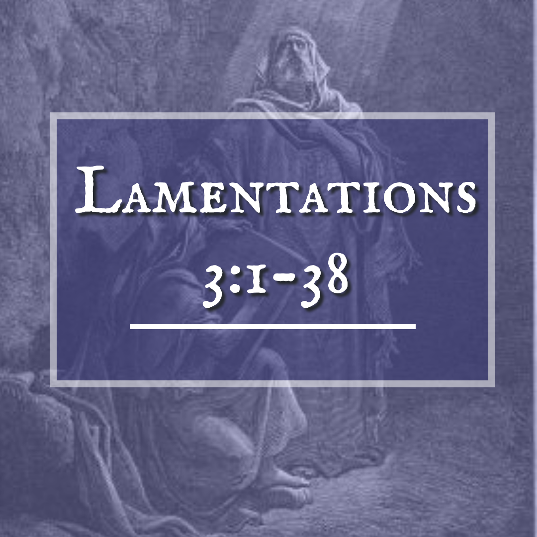 An Introduction to the Book of Lamentations | Bible.org