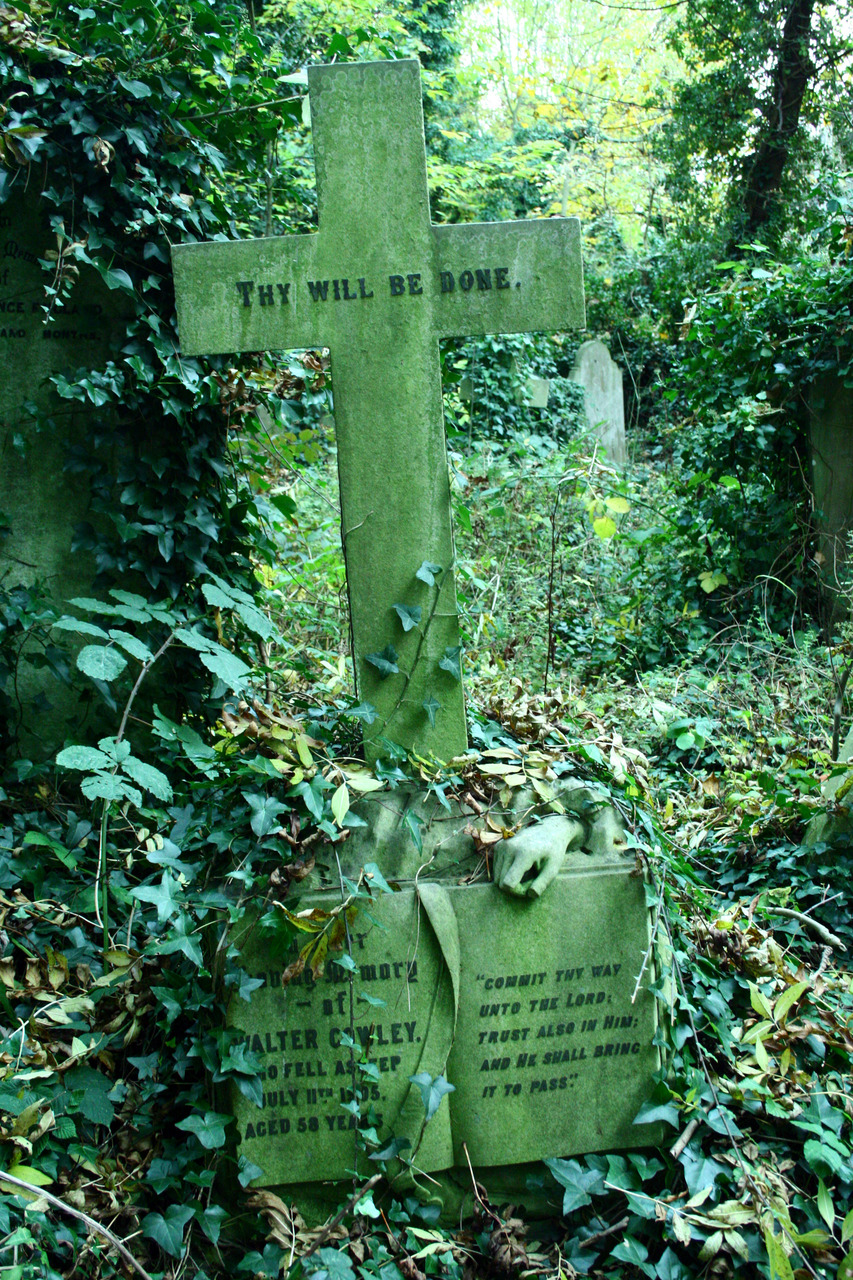 Abney Cemetery, London
