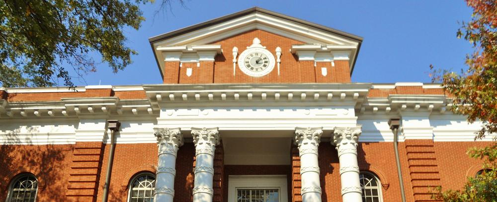 Talladega County Courthouse, Talladega