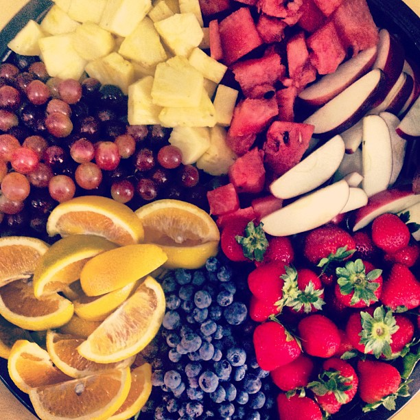 From #veggies to #fruits, this #ecohealthy is flexible when it comes to delicious food! #stlcatering