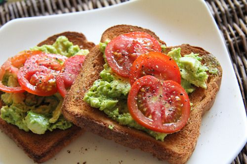 The Healthiest Toast