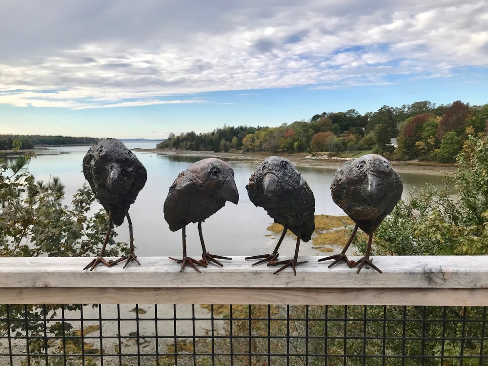 Big Black, Twin Crow, Blue Eye, Twin Crow