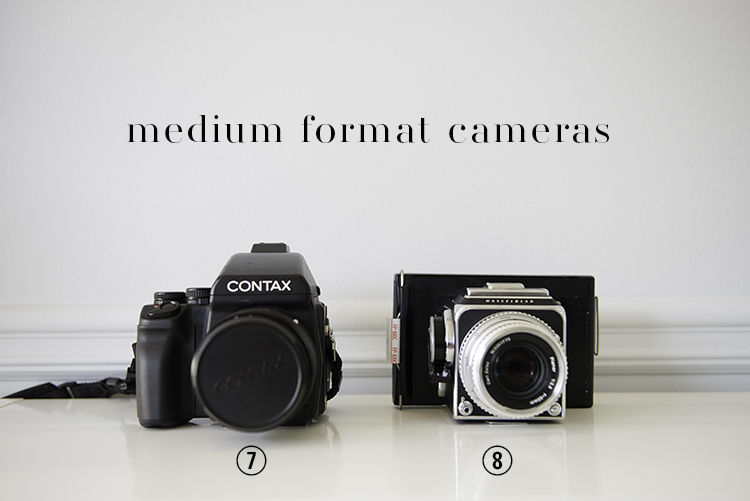 AJarrett Medium Format Cameras
