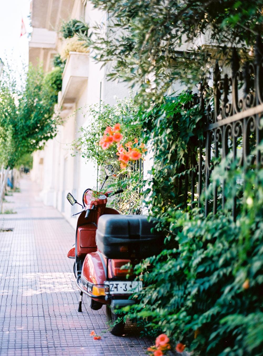Athens, Greece | Azzari Jarrett