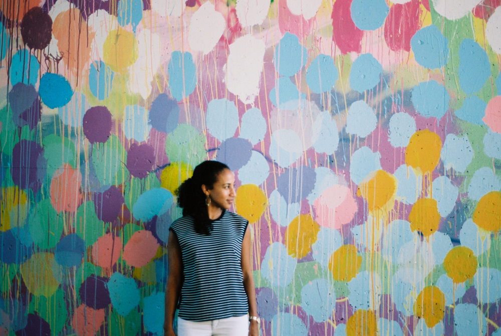 Art on the Atlanta Beltline | Azzari Jarrett