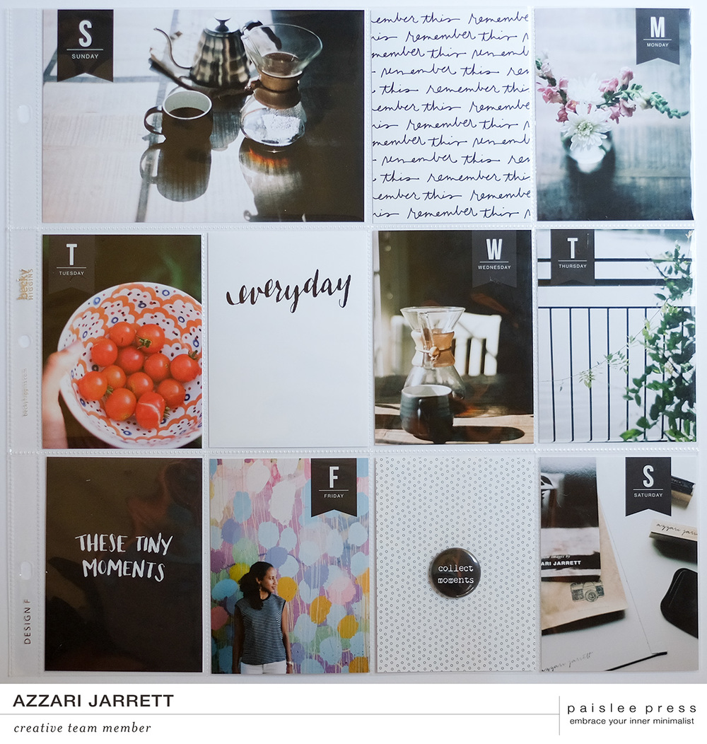 Paislee Press MPM Foundation | Azzari Jarrett