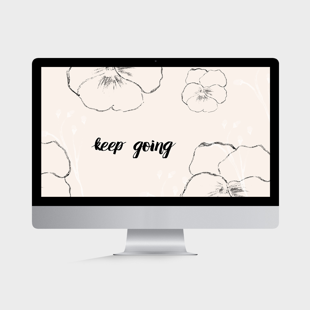 Free September Desktop Download | Azzari Jarrett