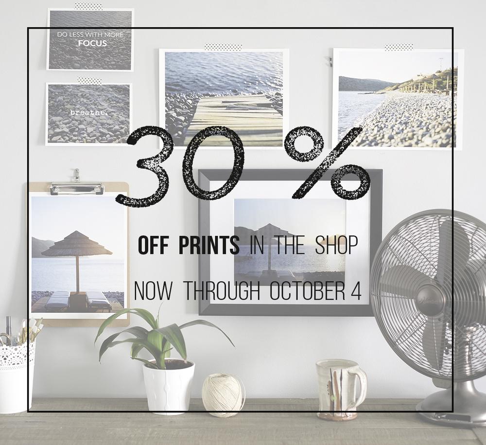 Fall Print Sale | Azzari Jarrett