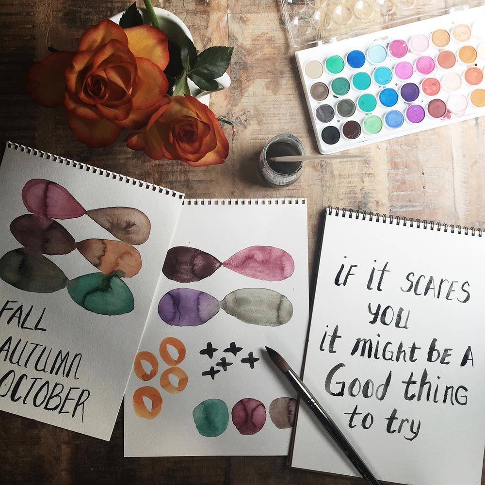 Watercolors | Azzari Jarrett