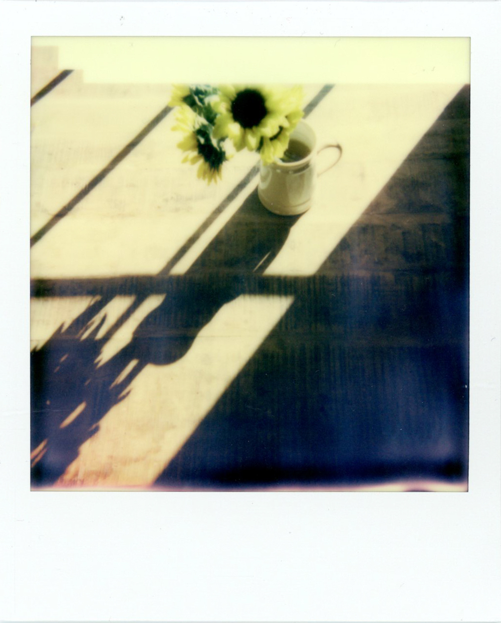 Impossible Color Instant Film | Azzari Jarrett