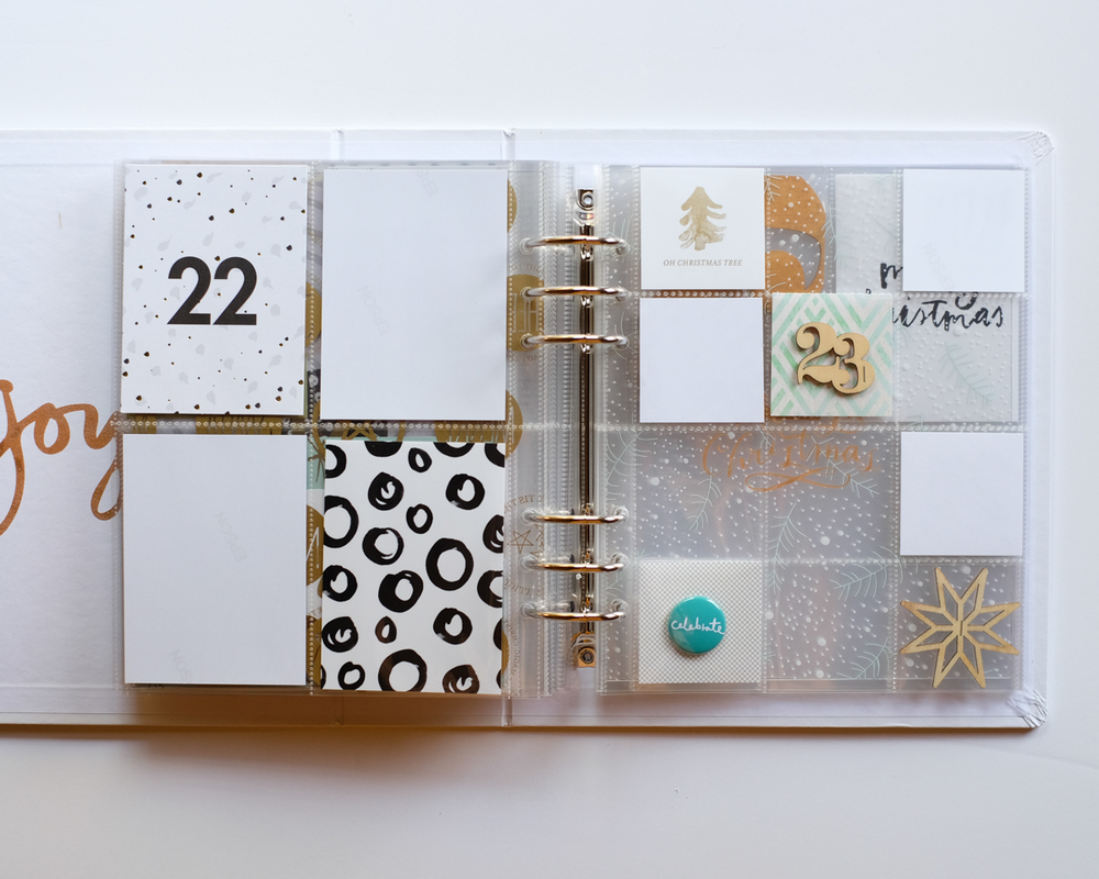 December Daily 2015 Foundation Pages - Part 2 | Azzari Jarrett