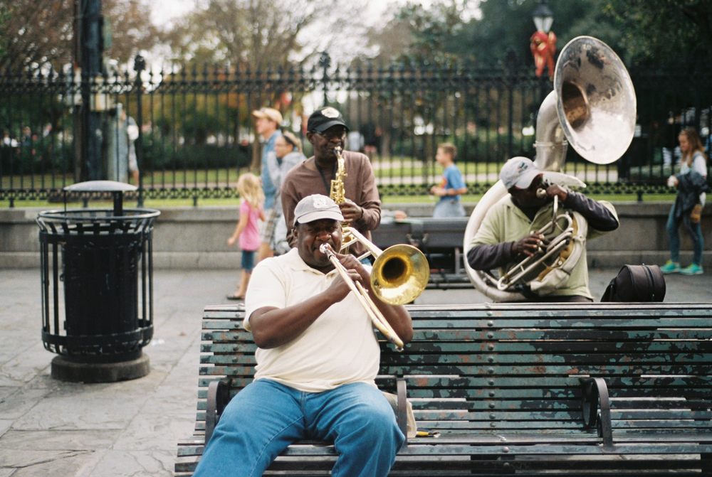 New Orleans, Louisiana, Nikon f100, 35mm | Azzari Jarrett