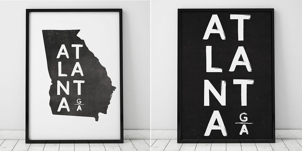 Azzari Jarrett | Atlanta, Georgia Printables