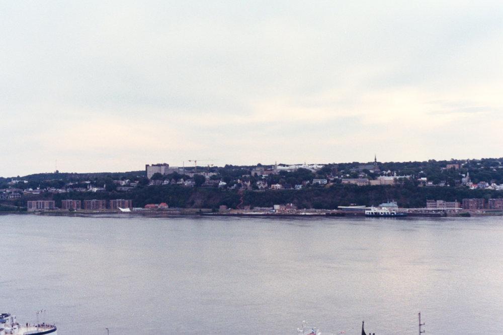 Azzari Jarrett | Film | Pentax K100 | Quebec City