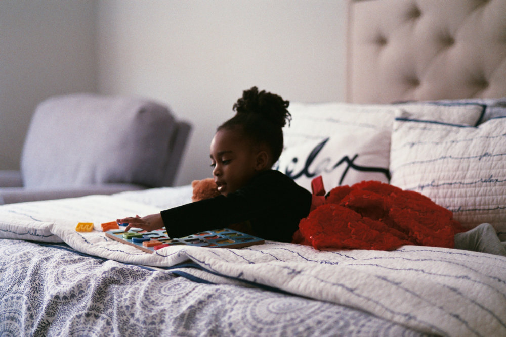 January on Film | Azzari Jarrett