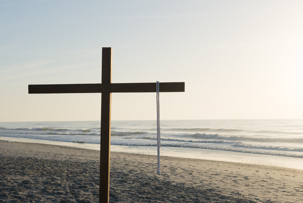 Azzari Jarrett | Easter Sunrise Service on the Beach
