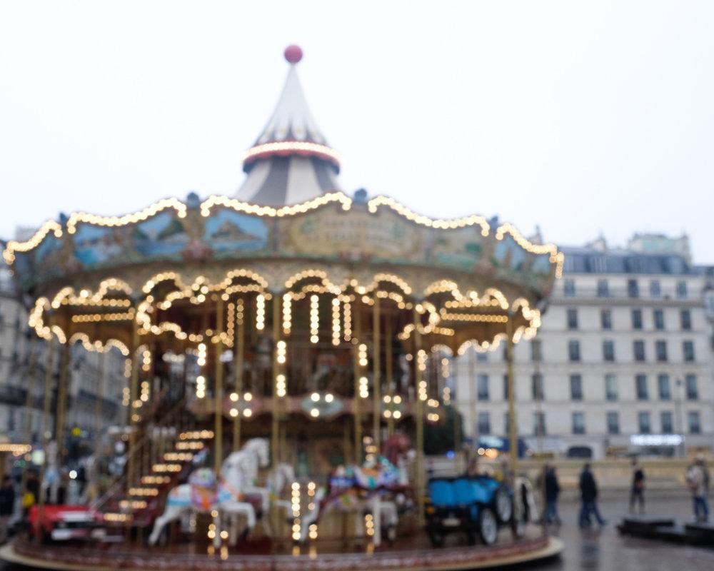 Azzari Jarrett | Paris Carousel