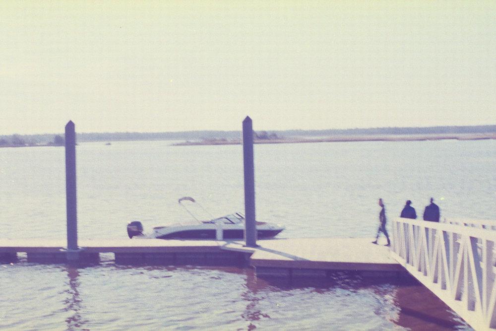 Boat Life on 35mm film by Azzari Jarrett