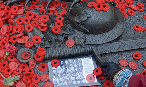 today, in Canada, is rememberance day-the day set aside to gratefully remember those who died for our freedom.