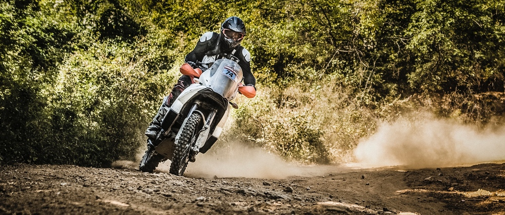 Picture taken during 2013 Serres Rally - 2° bicylinder class ©2013 Marcel Vermeji