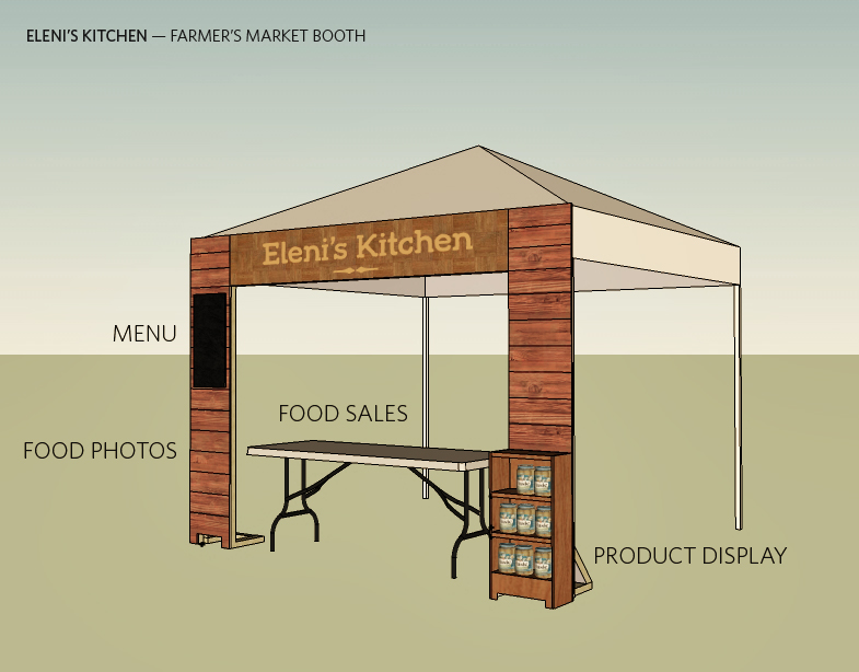 Eleni's Kitchen — Relevant Studios | A Branding, Packaging & Website Design Company | Portland Ore.