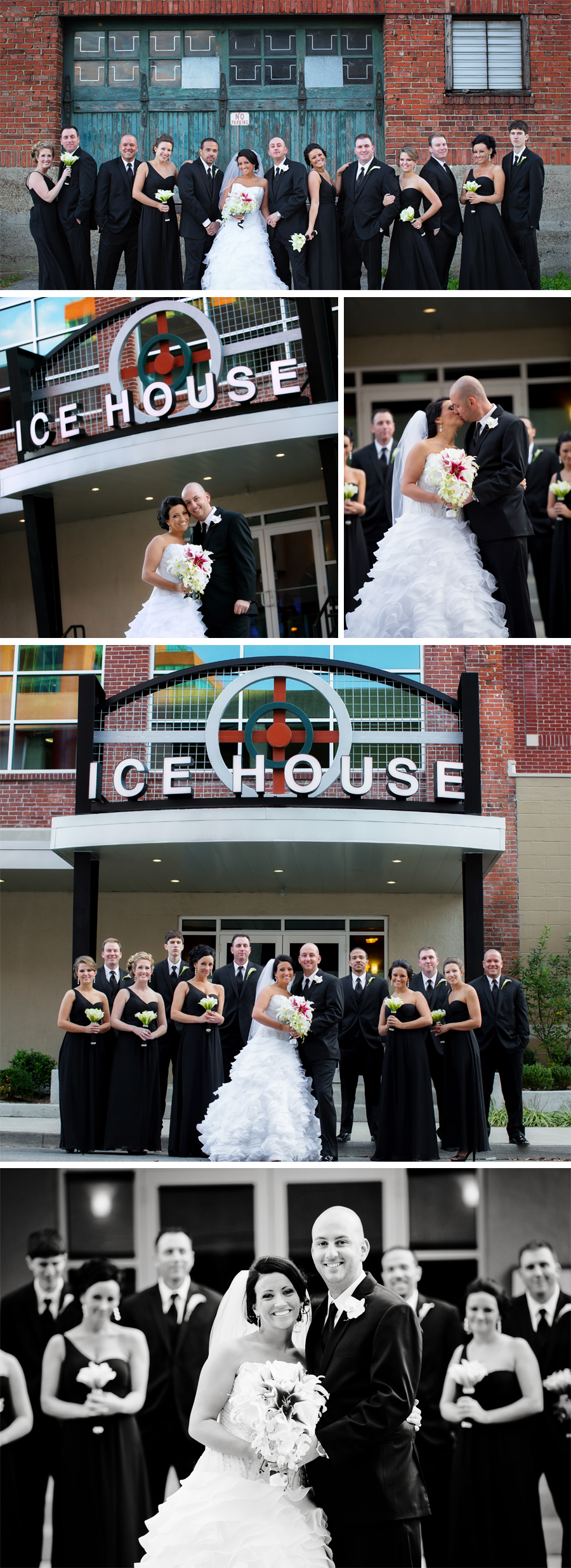 Ice House Wedding
