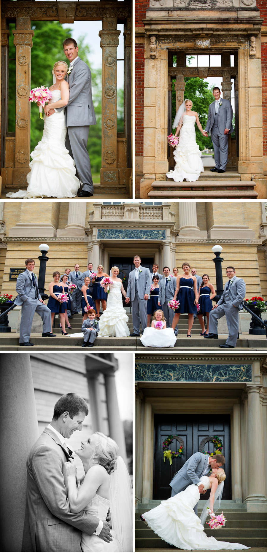 Brown & Williamson Club Wedding