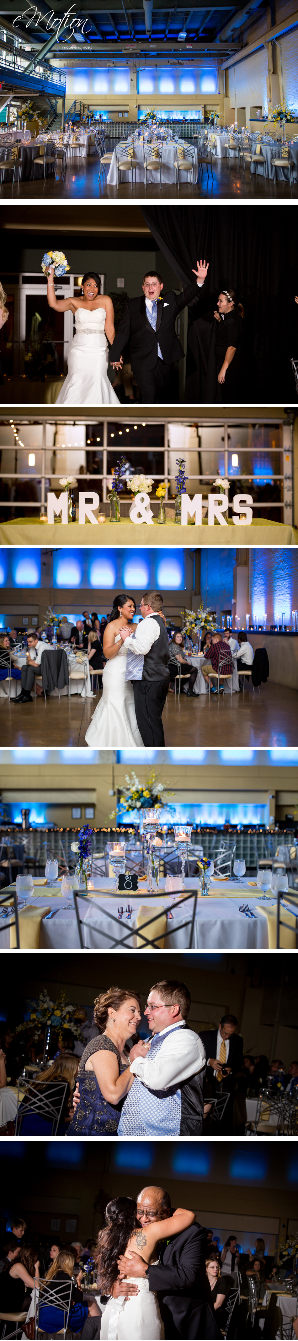 Ice House Wedding eMotion image and video