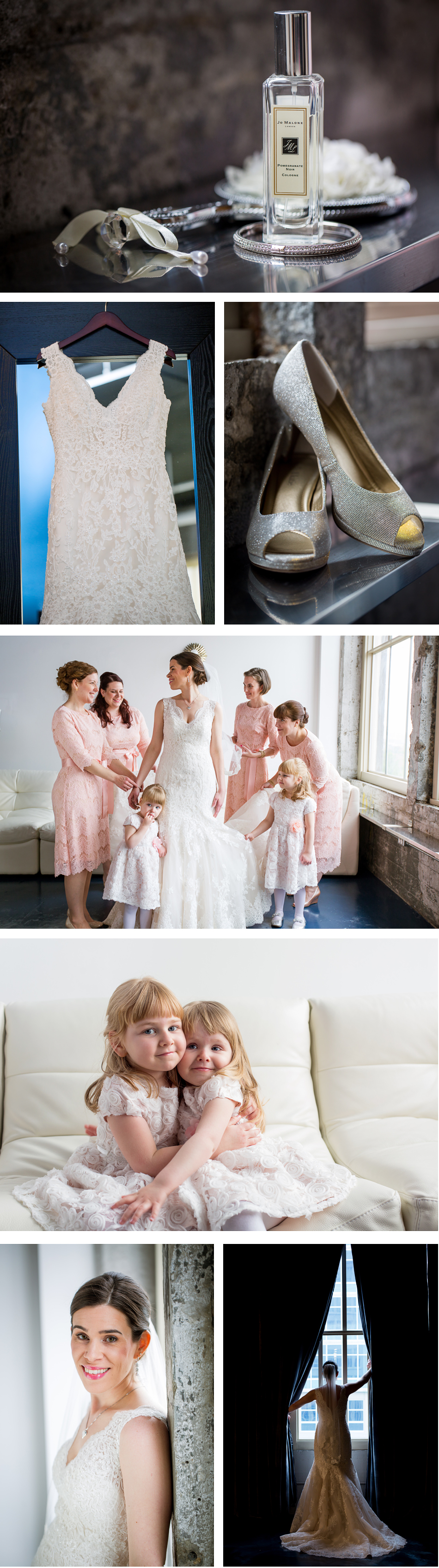 The Foundry at Glassworks Wedding eMotion image
