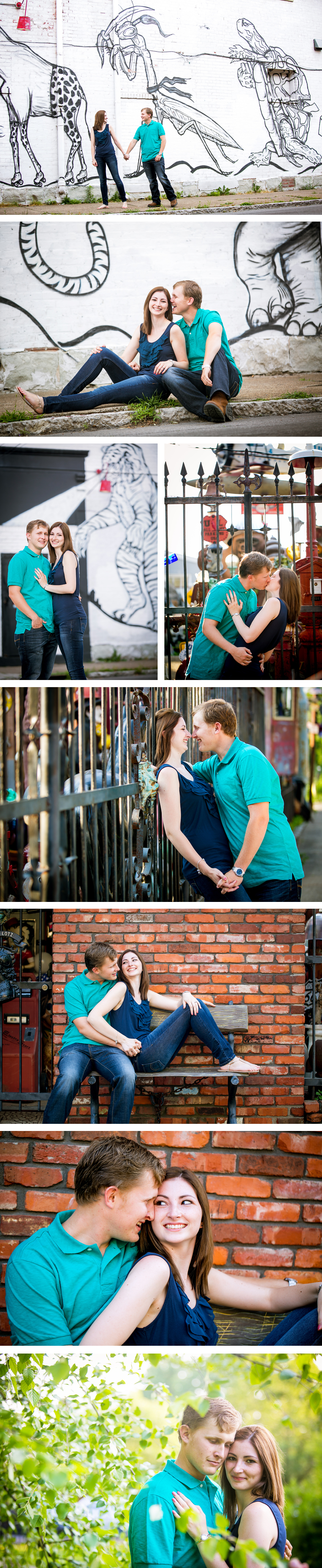 Louisville Engagement Photos eMotion image