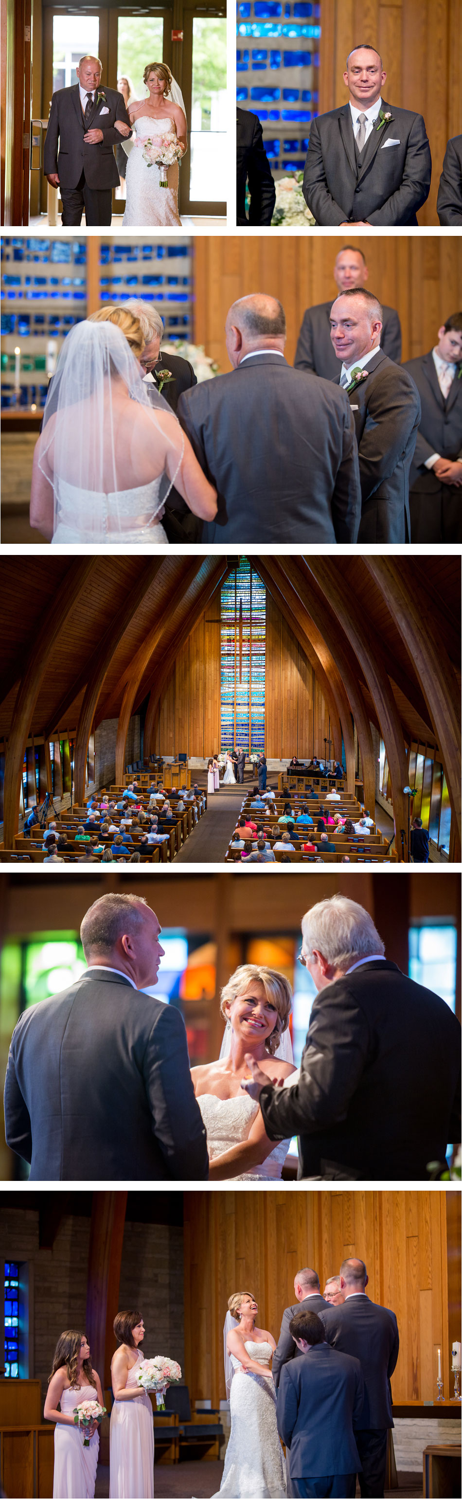 Caldwell Chapel Ceremony Pictures
