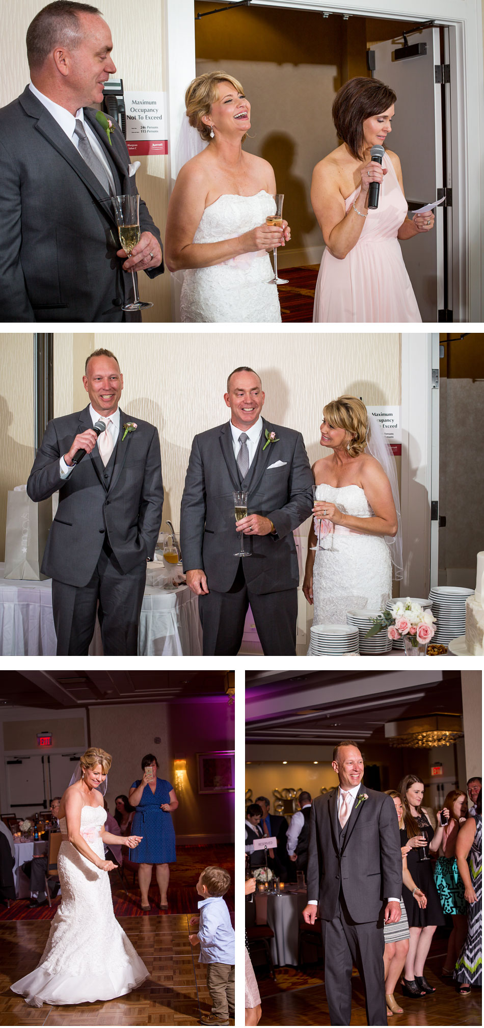 Marriot East Wedding Speeches