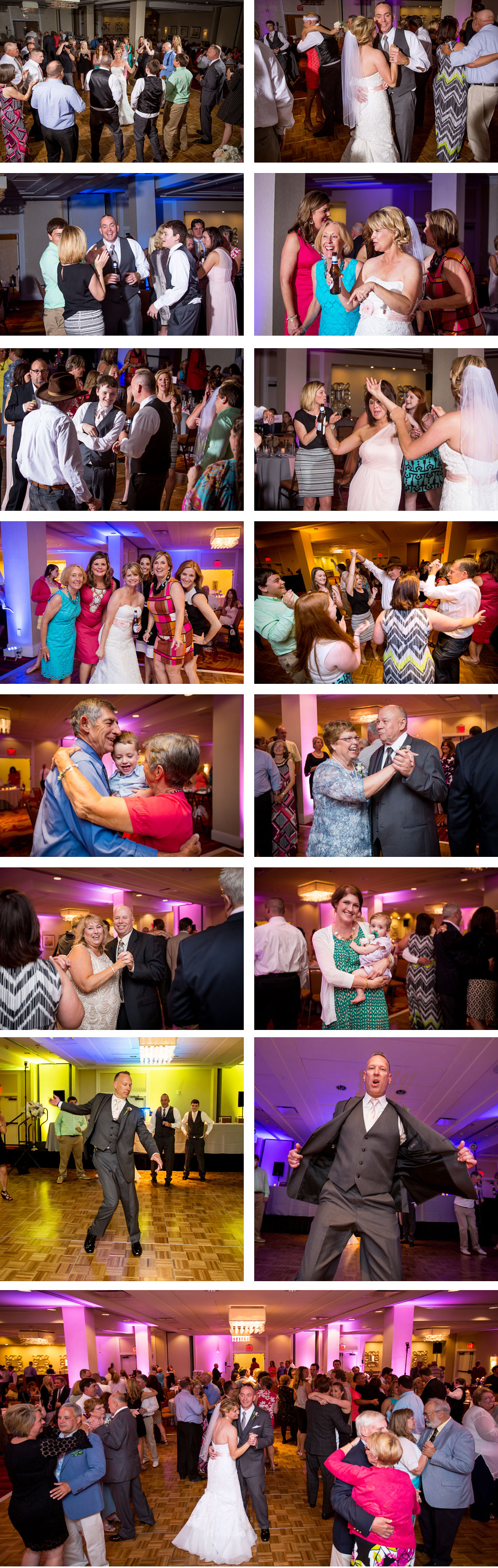 Marriot East Dance Party Wedding