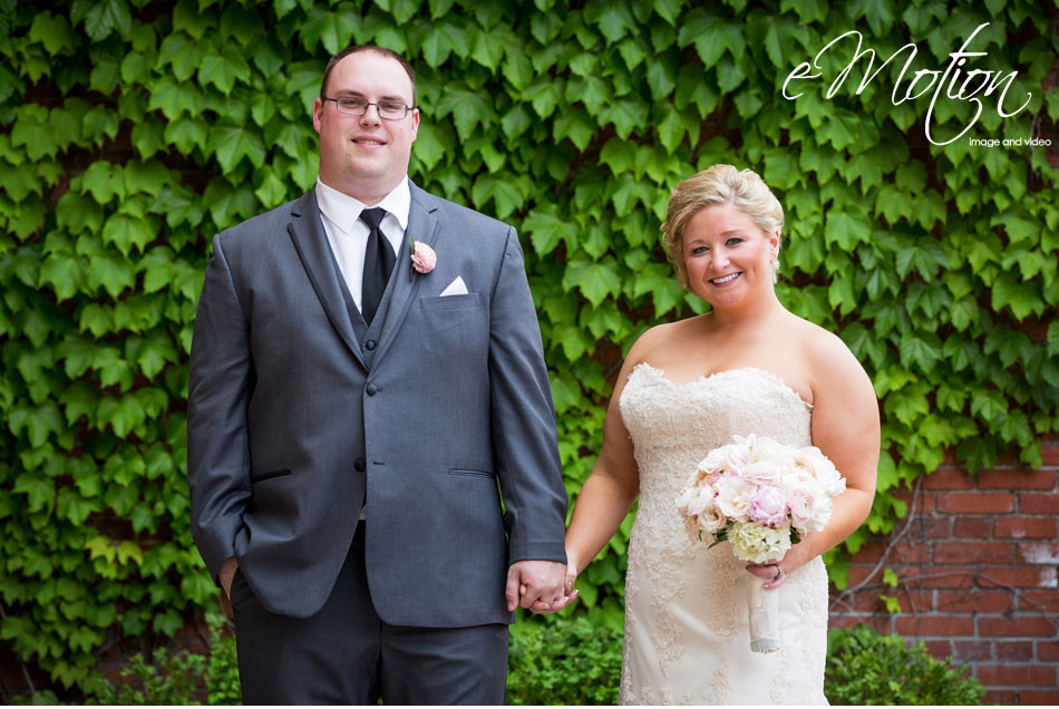 The Foundry at Glassworks Wedding