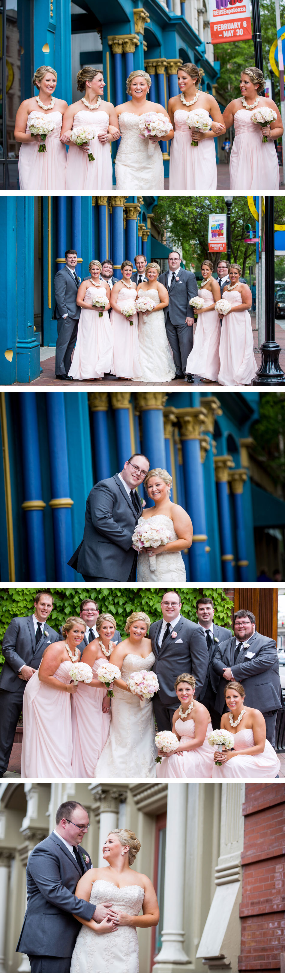 The Foundry Pictures Bridal Party