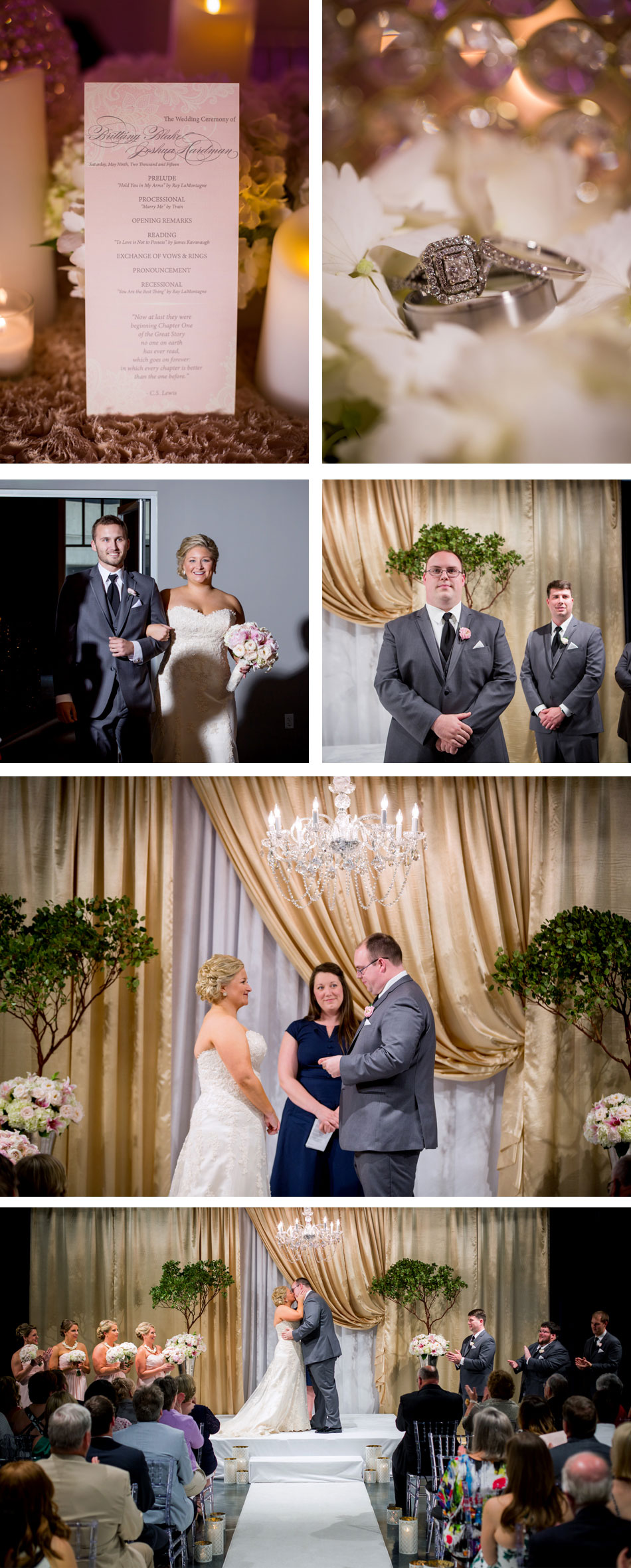 The Foundry Wedding Ceremony