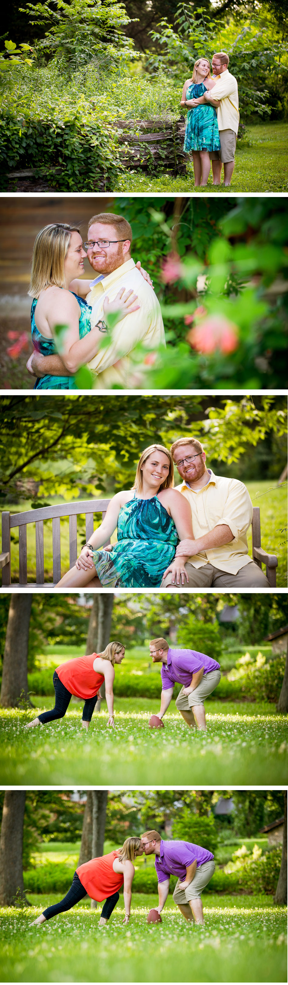 Bernheim Engagement Photos
