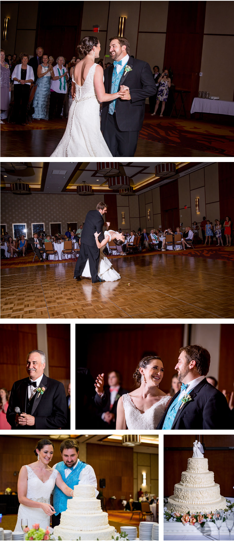 The Marriott East Hotel First Dance