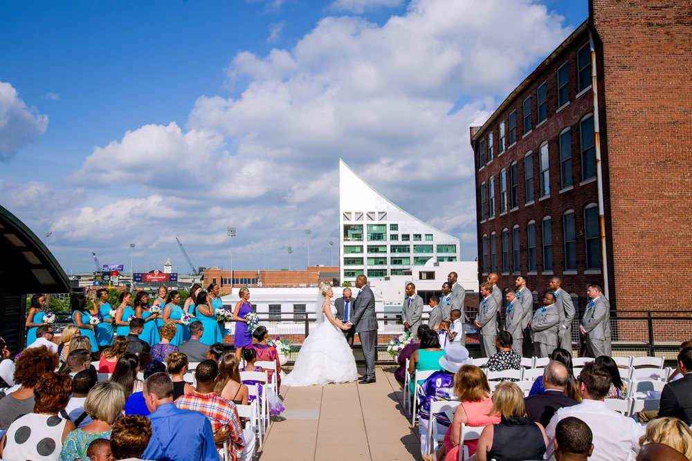Louisville wedding photographers emotion image and video ice house rooftop wedding junglespirit Gallery