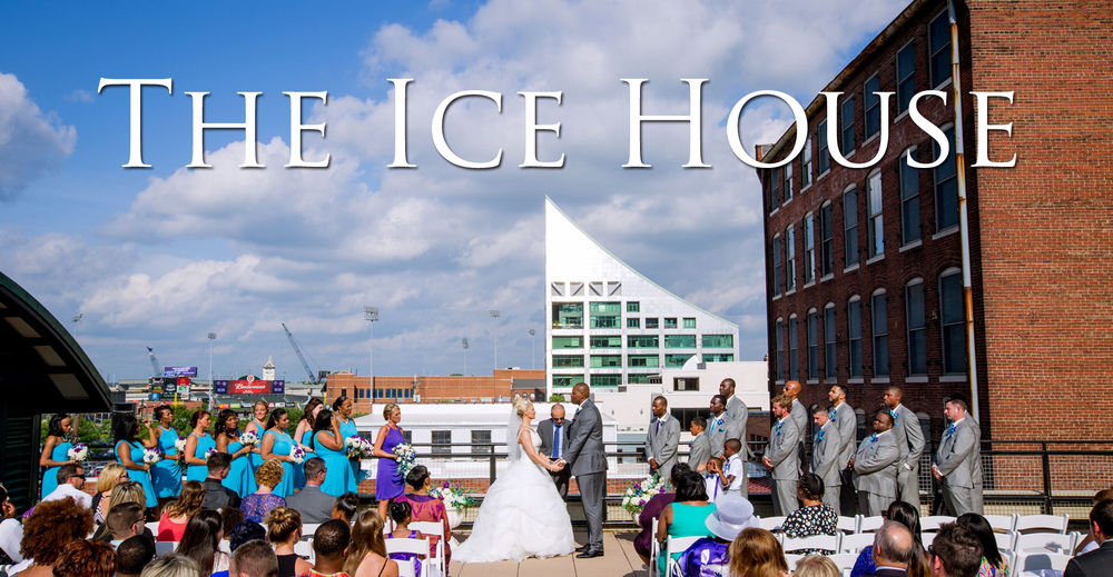 The Ice House Wedding