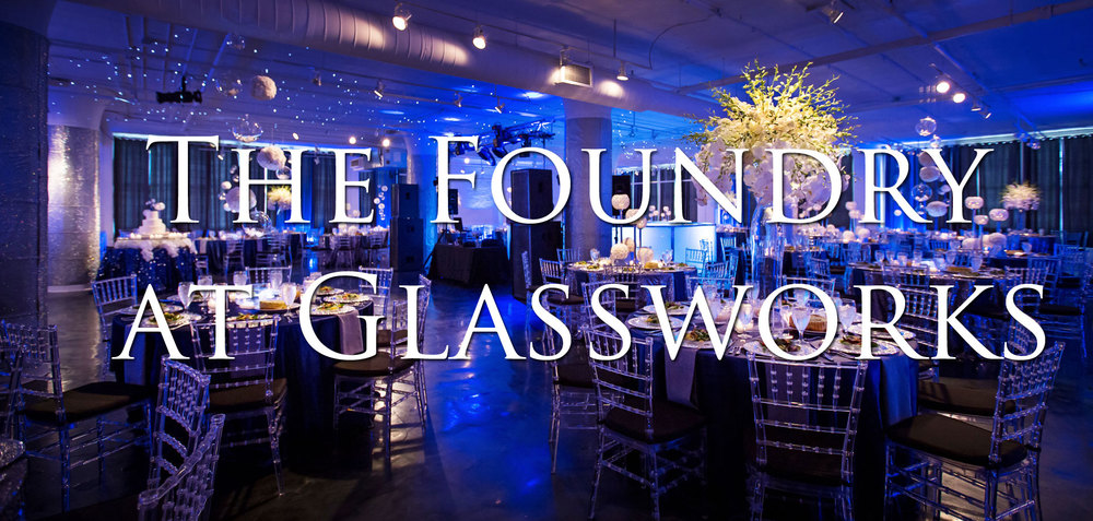 The Foundry at Glassworks Weddings