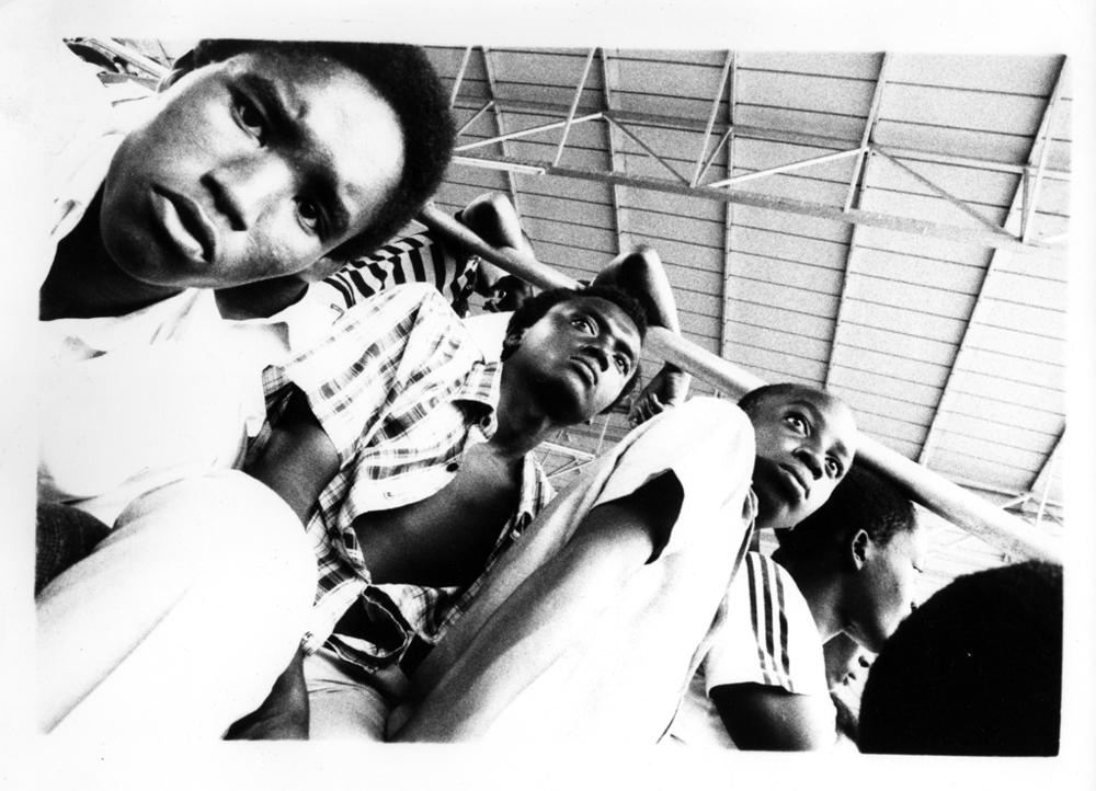 Concert in Kigali